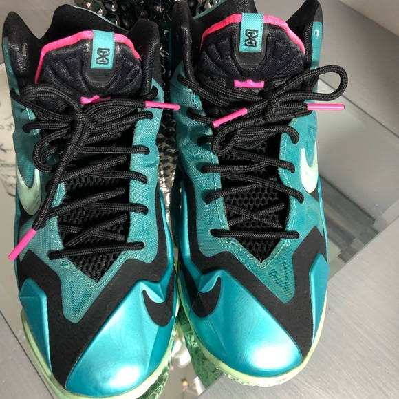 Nike Other - LeBron 11 'South Beach' shoes
